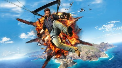 Artwork von Just Cause 3