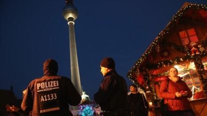 Die Berliner Polizei überprüft, wie fit ihre Mitarbeiter bei IT-Sicherheit sind.