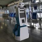 Spencer: Roboter weist Passagieren den Weg