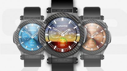 Omates neue Smartwatch Rise
