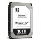 Ultrastar He10: Helium-Festplatte schafft 10 TByte ohne Dachziegeltechnik