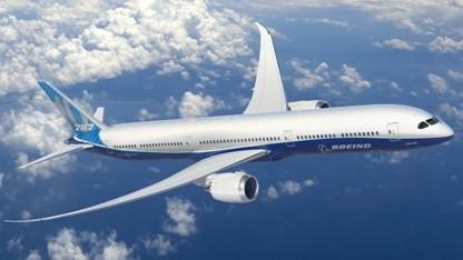 Boeings B787-10 soll im Jahr 2018 ausgeliefert werden.