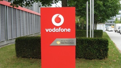 Firmensitz von Vodafone Kabel