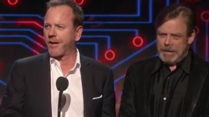 Kiefer Sutherland und Mark Hamill auf den Video Game Awards