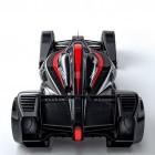 MP4-X: McLaren entwirft den Formel-1-Boliden der Zukunft