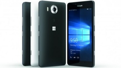 Aktueller Insider-Build von Windows 10 Mobile erscheint für das Lumia 950.