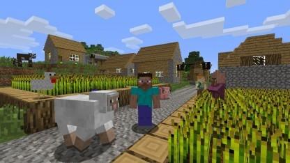 Minecraft Weltenbauen Auf Der Wii U Golemde - Minecraft online spielen wii u