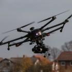Multicopter: Schweden verbietet Kameradrohnen