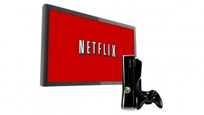 Netflix auf der Xbox 360