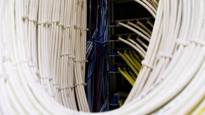 Vodafone-Infrastruktur