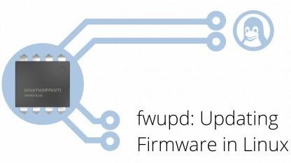 Dell ist der erste Hersteller, der Fwupd offiziell unterstützt.