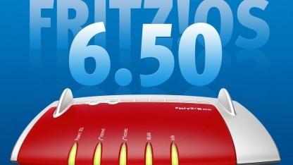 Fritzbox OS 6.5 bietet Smart-Home-Funktionen.