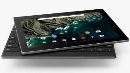 Googles eigenes neues Tablet, das Pixel C, beherrscht noch keinen Split-Screen-Modus für besseres Multitasking.