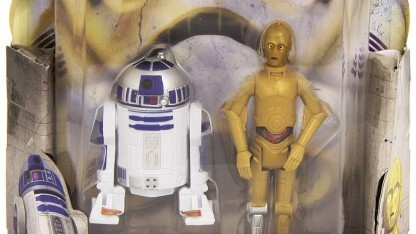 Star-Wars-Figuren wie diese aus dem neuen Film wurden verkauft - doch Disney wollte noch keine Fotos davon im Netz.