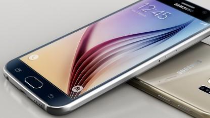 Das Samsung Galaxy S7 soll fast genauso aussehen wie das Galaxy S6.