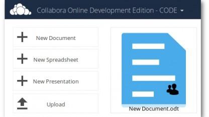 Libreoffice Online und Owncloud stehen zusammen in der Collabora Online Development Edition bereit.