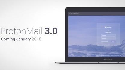 Protonmail soll ab Ende Januar für alle Nutzer verfügbar sein.
