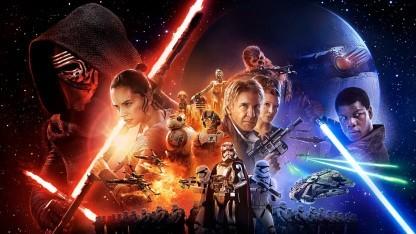 Offizielles Filmplakat von Star Wars: Episode 7