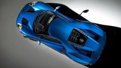 Der neue Ford GT 2016