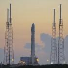 Raumfahrt: SpaceX wartet auf besseres Wetter für die Landung