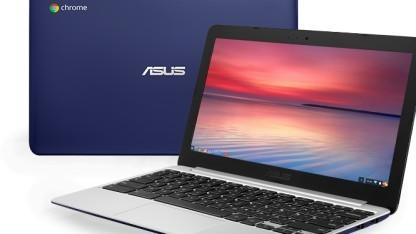 Chromebooks wie das C201 von Asus könnten dank der Android-Integration für viele interessanter werden.