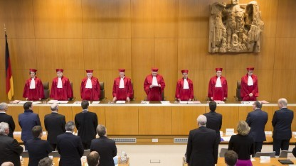 Die Richter am Bundesverfassungsgericht wollen die Vorratsdatenspeicherung nicht per Eilentscheid stoppen.