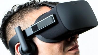 Endkundenversion von Oculus Rift