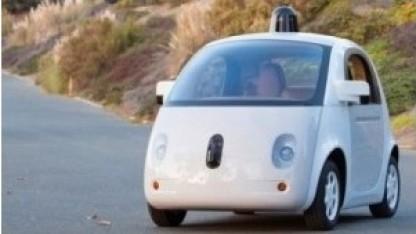 Google verfügt über wenige Patente auf dem Gebiet des autonomen Fahrens.