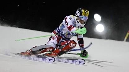 Der Skifahrer Marcel Hirscher wurde beinahe von einem Multicopter getroffen.