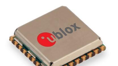 MAX-M8 Series von U-Blox