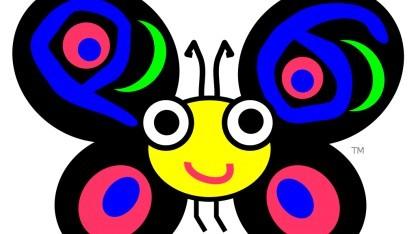 Der Schmetterling Camelia ist das Maskottchen von Perl 6.