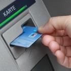 Schaden auf Rekordtief: Kaum noch Datenklau an Geldautomaten