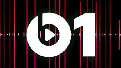 Logo von Beats 1