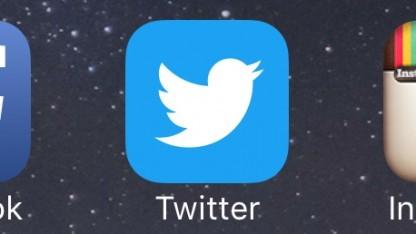 Logo der Twitter-App