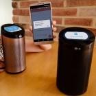 SmartThinQ Hub: LG zeigt Smart-Home-Hub mit Display und Lautsprecher