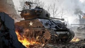 Artwork von World of Tanks Blitz