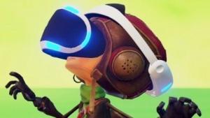 Artwork Psychonauts VR