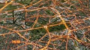 Kartendienst Here: Autos liefern Daten über aktuelle Verkehrssituation