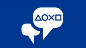 Logo der Playstation Messages App