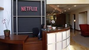 Netflix-Niederlassung in Los Gatos