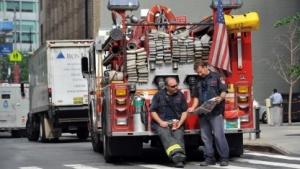 Könnte künftig schneller am Einsatzort sein: die New Yorker Feuerwehr