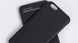 iPhone-Hülle von Tesla Motors: Schutz vor RFID-Lesern
