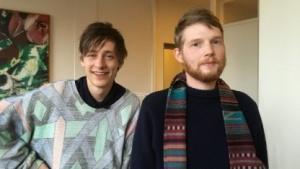 Mundi Vondi und Ivar Emilsson von Klang Games