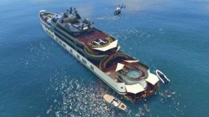 Jacht aus GTA 5: Executives and other Criminals