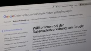 Die neuen EU-Datenschutzstandards gelten auch für Google.