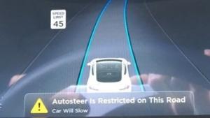 Der Autopilot lässt sich beim Testbetrieb nicht aktivieren.