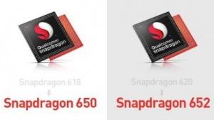 Aus dem SD618 wird der SD650 und aus dem SD620 wird der SD652.