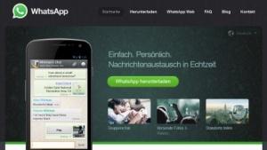 Gericht geht in Brasilien gegen Whatsapp vor.