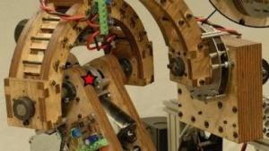 Stanford Open Arm (Symbolbild): Steifheit eines gängigen Roboterarms erreichen