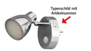 Lidl ruft in der Schweiz und in Deutschland bestimmte LED-Leuchten mit Bewegungsmelder zurück.